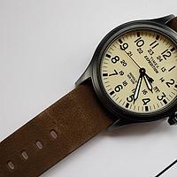 二狗的好物分享 篇十三:天美时 TIMEX expedition scout 40手表晒单