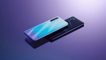 全新家族化轻薄设计:OPPO A91手机发布,8GB+128GB售价1999元