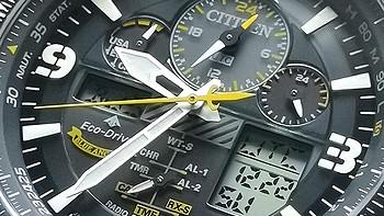 超级空中之鹰航空司令系列,蓝天使二代光动能手表入手实录