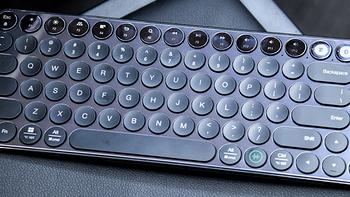 均支持语音输入:小米生态链 米物 发布85键精英键盘、精英鼠标 众筹价仅179元起