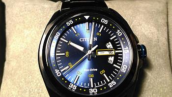 我的手表 篇一:我的第一块手表西铁城AW0024-58LB