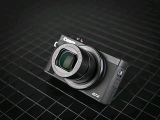 摄像新手的拍照选择,佳能G7 X III