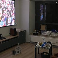 法律民工的客厅多媒体布置(一种投影仪的后期补救安装方案)