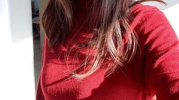 新年新红裙 撩汉必备~ 记第一次购买优衣库针织连衣裙