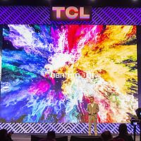 TCL在CES大展上秀肌肉,8K、MiniLED、旋转电视纷纷亮相
