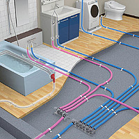 匠心恒运,为居品质 篇五:让日本家庭使用50年的冷热水供水管道系统