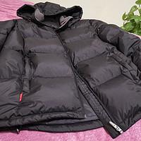 我的过冬装备 篇一:黑冰羽绒服