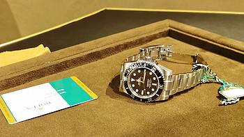 """腕表开箱 篇二:""""这不是值不值得买,而是买不买的到"""" 日本快速入手劳力士无日历黑水鬼"""
