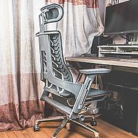 拯救我的腰间盘,从椅子开始,西昊R1人体工学椅实用体验