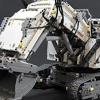 庞然巨物!乐高科技系列 42100 利勃海尔 R9800
