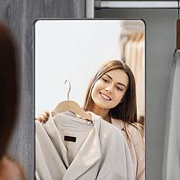 小米有品开卖卧室穿衣镜:全面屏全身镜 可塞入衣柜