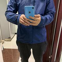 189买的哥伦比亚户奥米防水冲锋衣评测