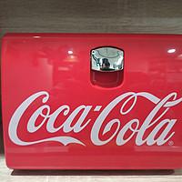 可口可樂車載冰箱