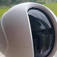 在家折腾记—EZVIZ萤石C6C无极巡航版网络摄像机