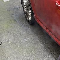 无聊的时间段做的无聊事,凯驰K2FM洗车机改索尼VTC6大容量锂电测试