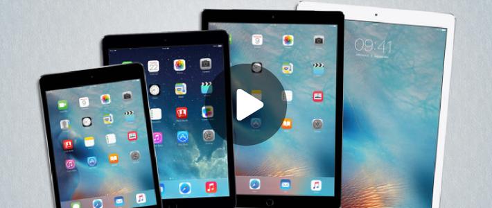 iPad究竟是真实生产力,还是便携电视机?看完这个视频你心里就会有数