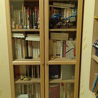 宜家BILLY毕利书柜,网购+自己组装使用体验