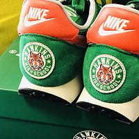 二丁目的Daily Shoes 篇二十八:绿油油的NIKE复古慢跑鞋了解一下
