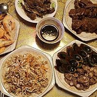 迟到的年夜饭,每年必修的胶东家庭风格的年夜饭分享(婆家篇)