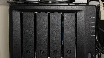 群晖418play NAS后续升级,APC-bk650 UPS电源、链路聚合千兆交换机等使用体验