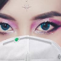 当戴上口罩,你才会觉得眼妆如此重要(有小姐姐亲自示范和文末福利喔)
