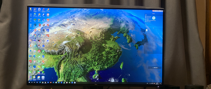 4K32英寸显示器Dell U3219Q开箱评测,IPS HDR USB-C DP1.4香不香?