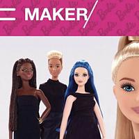 Barbie x M·A·C 联名限定口红,3月将于日本伊势丹限量发售