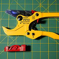 SCARToolHaul 篇九:一个另类的多用途日系剪子 -室本鉄工 Merry PIP42 多用途水管剪开箱