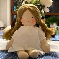 纯手缝娃娃,想给孩子一个自己亲手做的礼物🎁