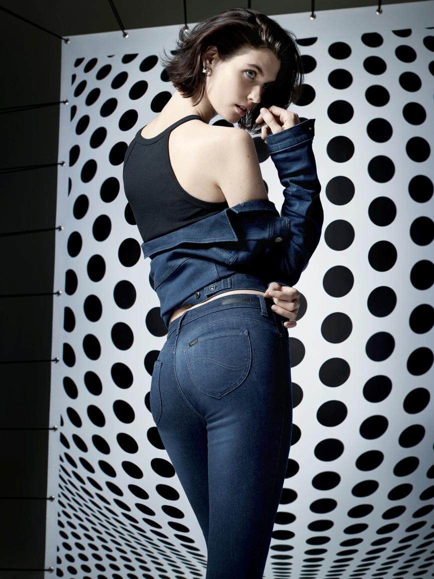 买裤子必看/收藏:Lee女士牛仔裤型号普及和选购清单(凑单低至200元)