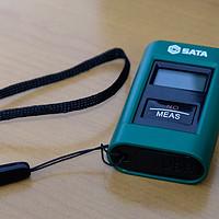 SATA世达 迷你激光测距仪 到手体验