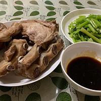 美食 篇十五:不正宗家常肉骨茶制作分享