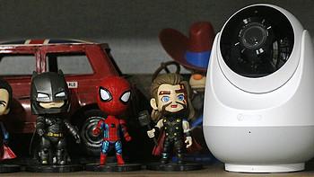 尽职尽责 家庭哨兵——360摄像机云台变焦版再体验