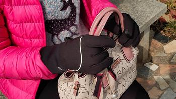 让科技更有温度,79元体验七面户外加绒保暖触屏手套