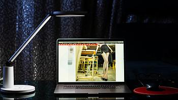 欧普照明(OPPLE)国AA级减蓝光护眼台灯开箱及使用评测