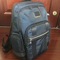 TUMI 途明 Alpha Bravo新款Nathan Backpack 双肩背包