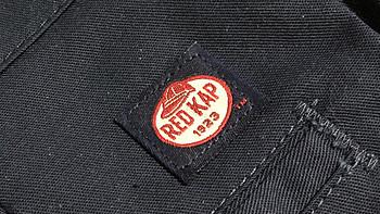 初尝双褶裤 | RED KAP和Dickies工装裤细节对照,含一些穿法思考