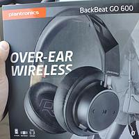 缤特力BackBeat GO 600 蓝牙耳机