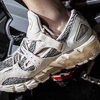 复刻女跑鞋:ASICS TIGER GEL-TARTHER 180回归