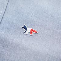 简约还得有logo:春季男士上衣选购清单(刺绣小标篇)