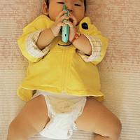 全棉呼吸纸尿裤揭秘测!让娃安睡一整夜