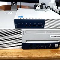 再分享一台白色小主机NEC版联想M710q