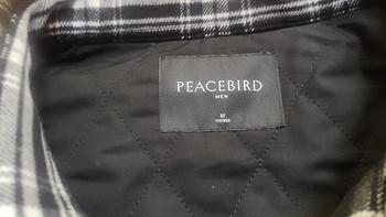 近期购买太平鸟衬衫外套上身晒物