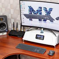 罗技 MX Master 3 + MX Keys 旗舰键鼠评测:显著提升生产力的无线办公方案