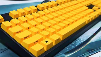 机械键盘初体验 篇三:【站内首晒?】FILCO斐尔可 104忍者二代黄金版开箱
