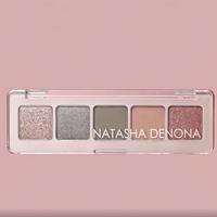Natasha Denona推出新款5色眼影盘,好一抹五彩斑斓的水泥色