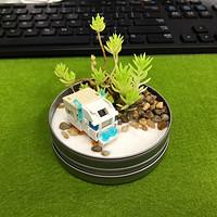 小手工 篇二:闲置物品再利用!超简单的桌面DIY,为你的生活多填一份自然