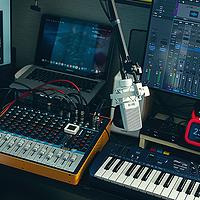 打造小型个人录音室--得胜SM-18电容麦克风晒单 K歌、弹唱、直播都可以哦