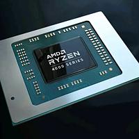 以AMD锐龙4000系列为例,分析CPU标压和低压的性能差距