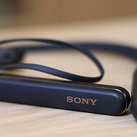 索尼颈挂式无线降噪耳机WI-1000XM2体验:音质更突出 降噪更自然
